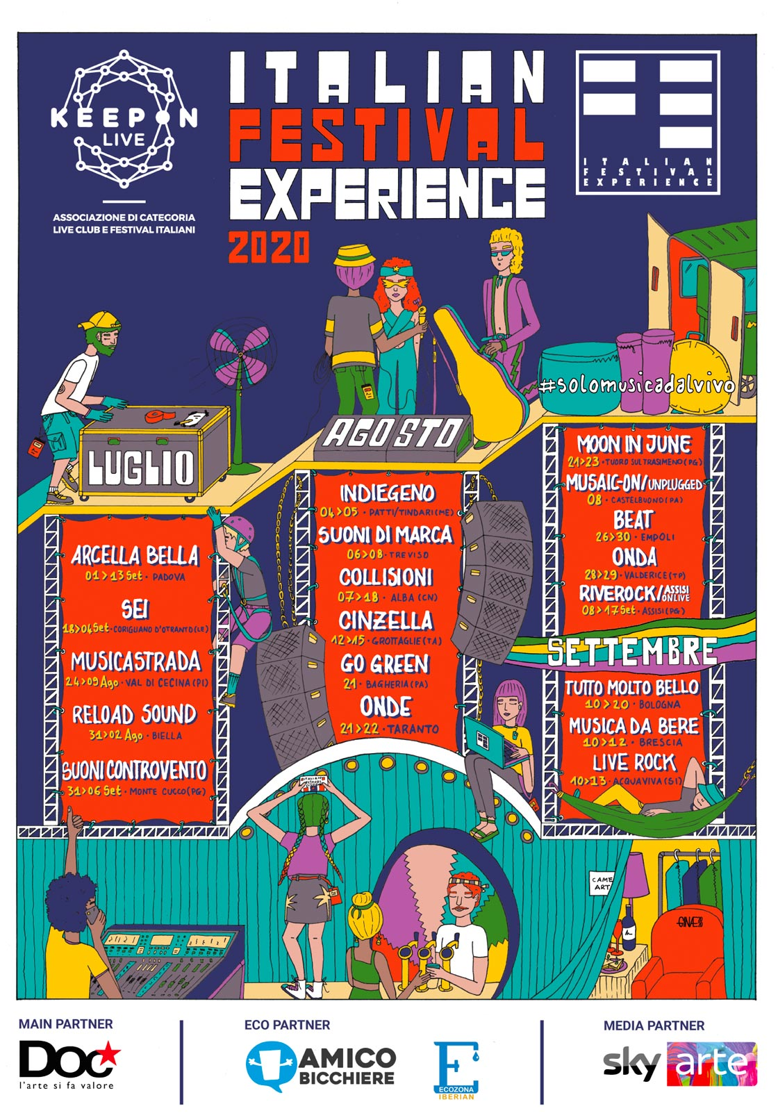 Festival Experience 2020